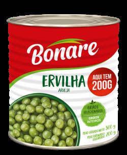 Ervilha Bonare 200g com selo
