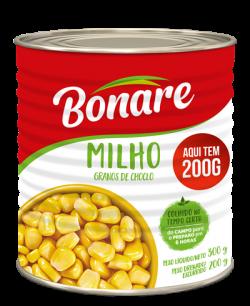 Milho Bonare 200g com selo